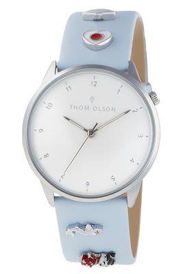 Thom Olsen Chisai Ladies' Silver Watch