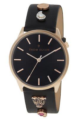 Thom Olsen Ladies' Gypset Rosegold Watch