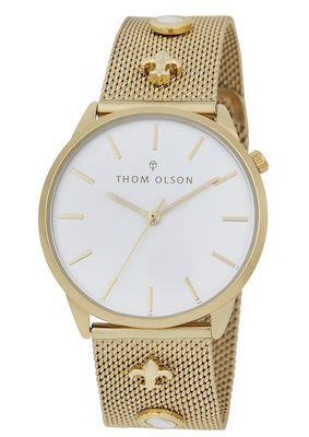 Thom Olsen Ladies' Gypset Gold Watch