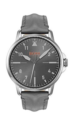 Hugo Boss Orange Gent's Grey Chicago Watch