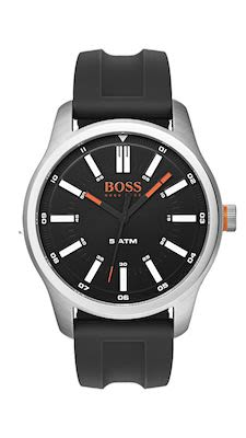 Hugo Boss Orange Gent's Black Dublin Watch