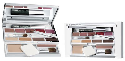 Clinique All In One Colour Compact Eyeshadow Set