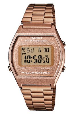 Casio Collection Ladies' Rosegold Watch