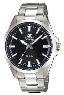 Casio Edifice Gent's Black Watch