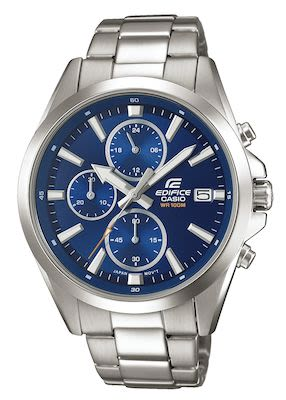 Casio Edifice Gent's Blue Watch
