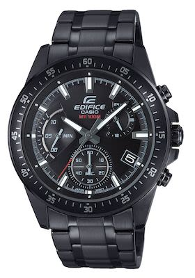 Casio Edifice Basic Gent's Black Watch
