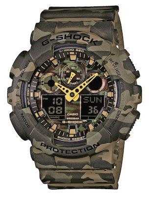 Casio G-Shock Gent's Army Watch