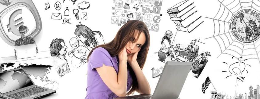 Le professioni che guadagnano di più online