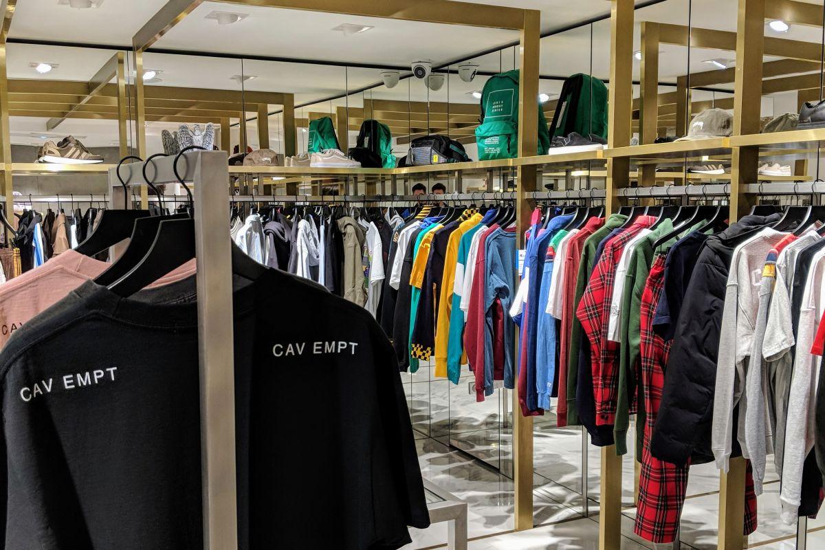 Nouveaux produits Graduate Store