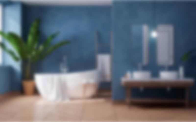 entreprise-renovation-paris-salle-de-bain-baignoire-moderne-bleu