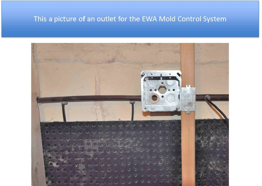 EWA Mold Control System Outlet