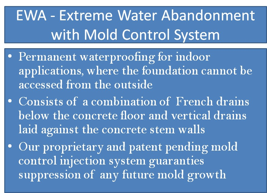 Extreme Water Abandonment