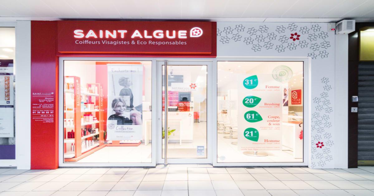 Saint Algue Soisy