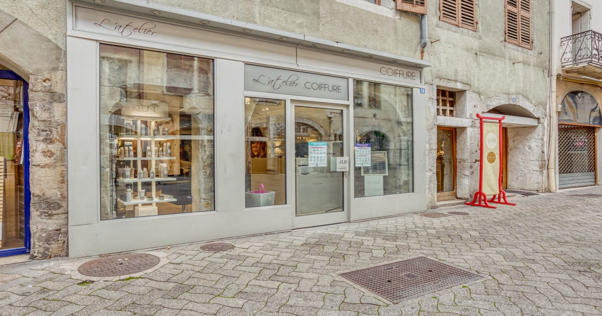 L Atelier Coiffure Coiffeur A Chambery