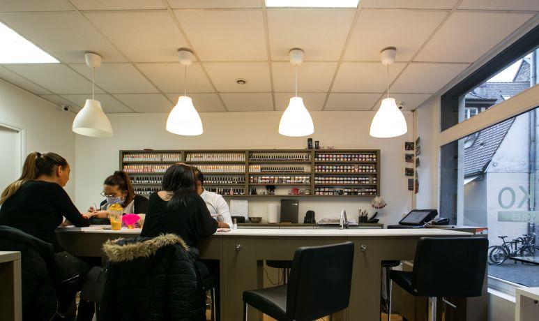 Nicko Beauty bar