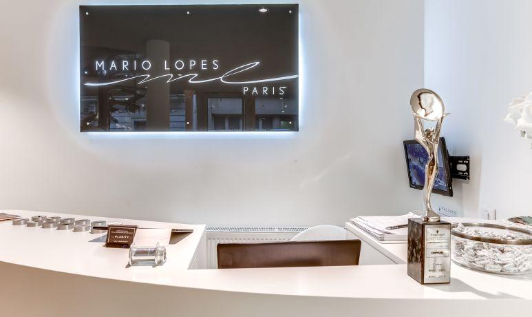 Mario Lopes - Paris 8