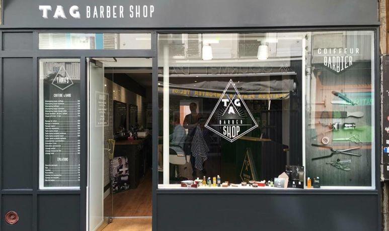 Tag Barbershop