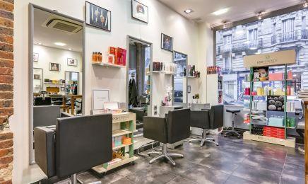 En Tête coiffure mixte / Barbier