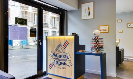 The Barber Lodge rue Nantaise
