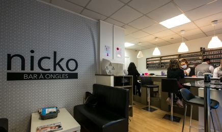 Nicko Beauty bar