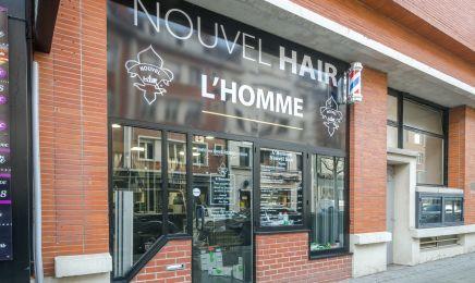 Nouvel Hair L'Homme