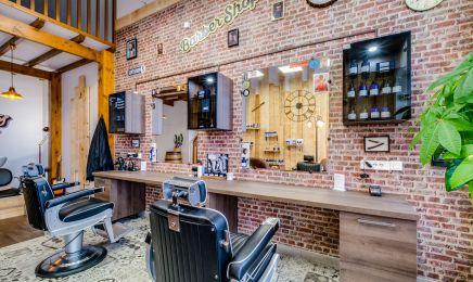 Créateur de style Barbier - Montech