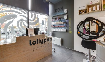 Salon Lollypop
