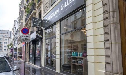 Christian Gilles - Paris 20 Gatines