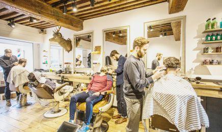 Le 20 Barber Shop