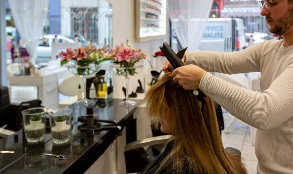 Elegance coiffure
