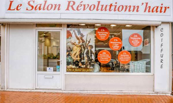 Revolutionn'hair Chauny