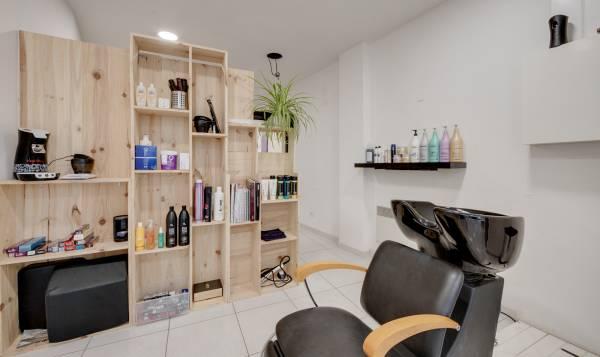 L'atelier coiffure