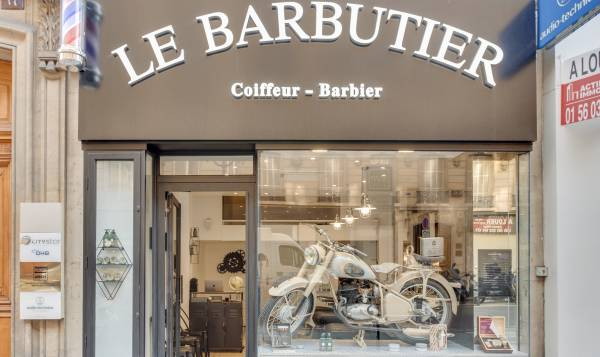 Le Barbutier Paris