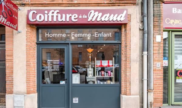 Coiffure A la Maud