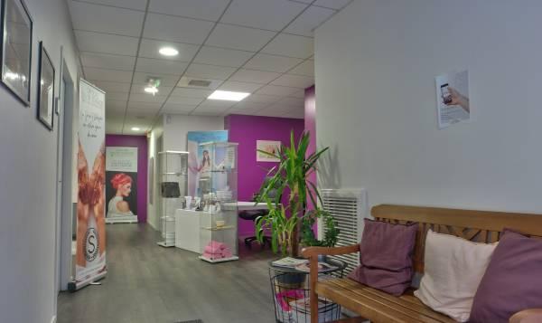 Silvya Terrade - Paris Champs Élysée - Centre d'application de l'École Privée d'Esthétique Silvya Terrade