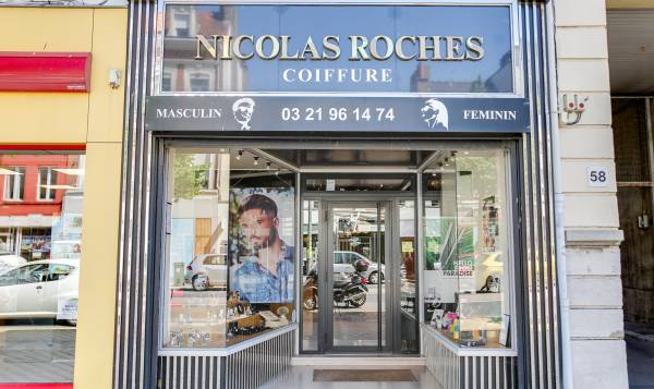 SALON NICOLAS ROCHES