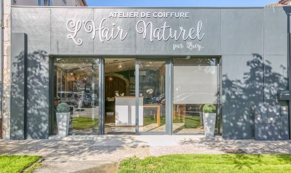 L'Hair Naturel par Lucy