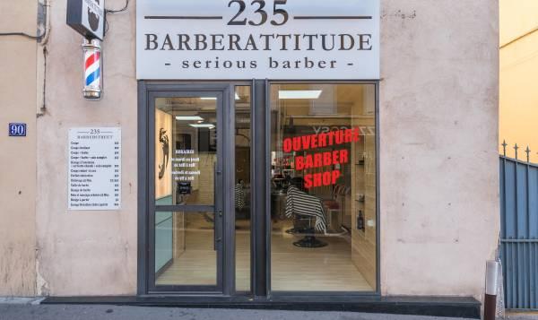 235 barber attitude