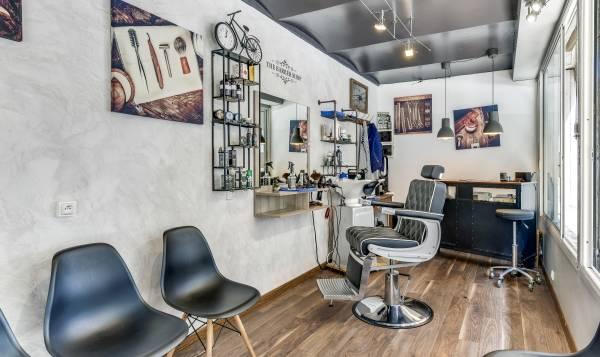 Coiffeur barbier des Halles