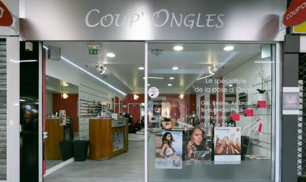 Coup'Ongles Villenave