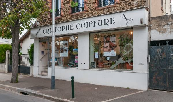 Christophe coiffure