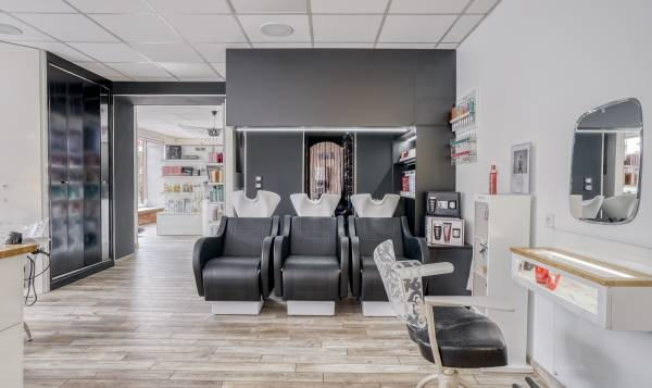 Salon en aparte