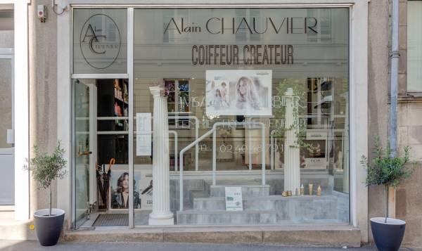 Alain Chauvier Coiffeur Créateur