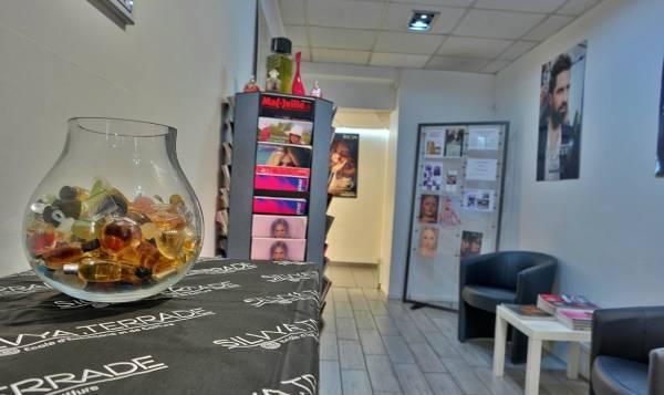 Bourg - Centre d'application de l'École Privée d'Esthétique et de Coiffure Silvya Terrade
