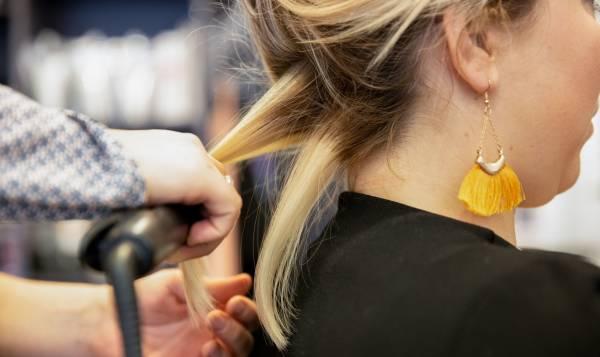 Les coiffeuses