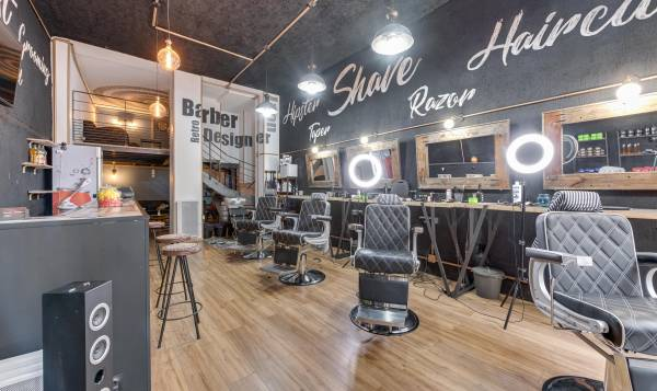 Barber Designer