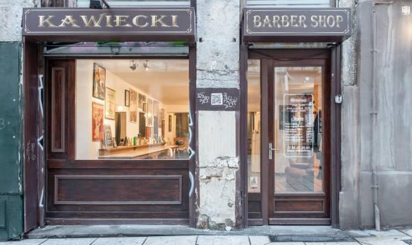 Kawiecki barbershop
