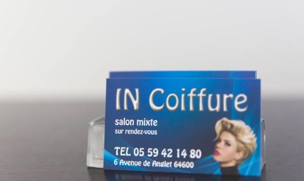 In coiffure