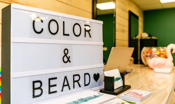 Color & Beard