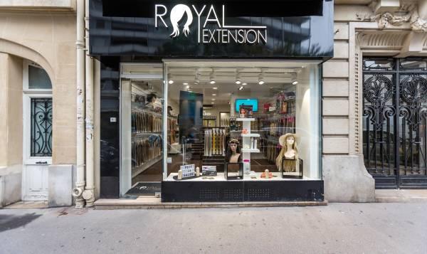 Royal extension - Paris 16